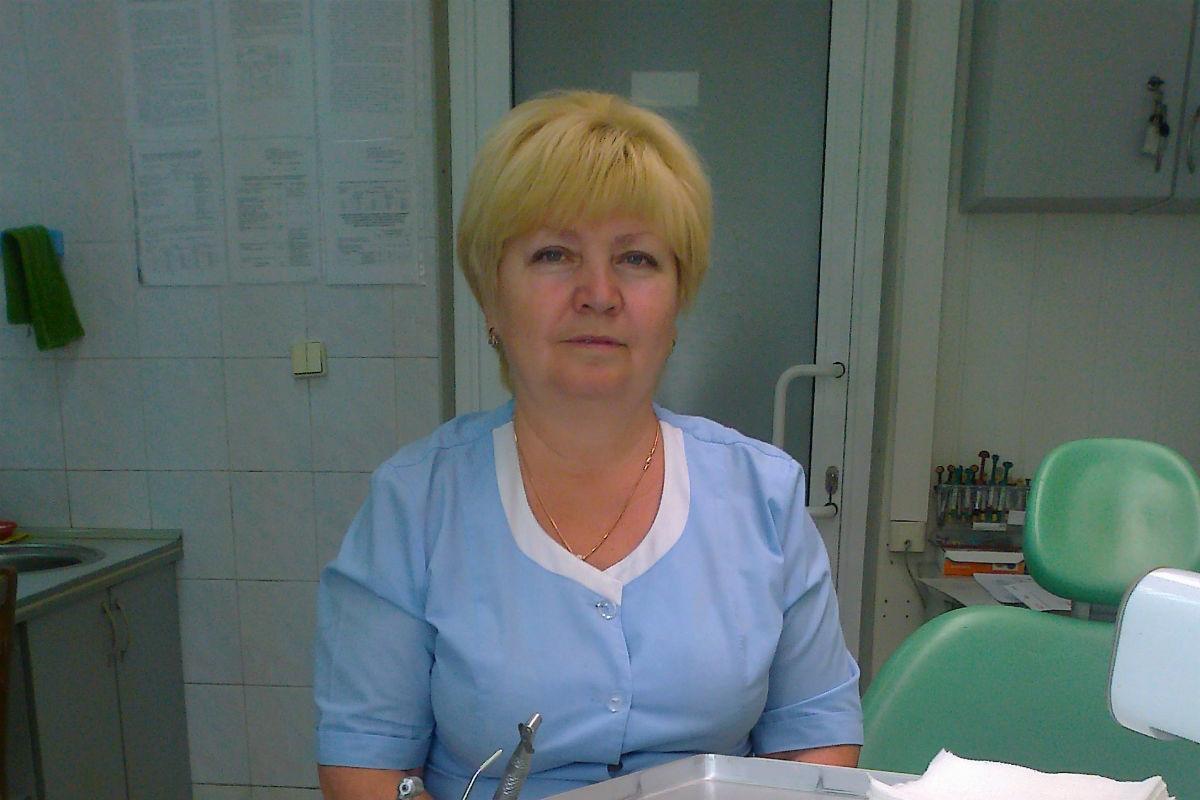 Луньова Людмила Григорівна