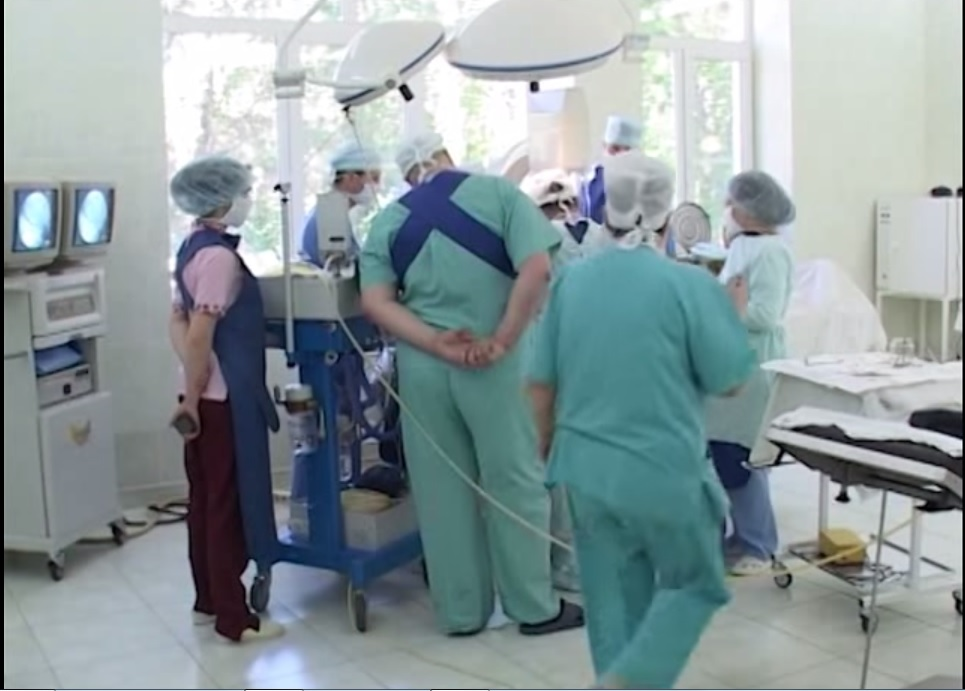 Установка дентальных имплантов в нашей клинике воинам АТО
