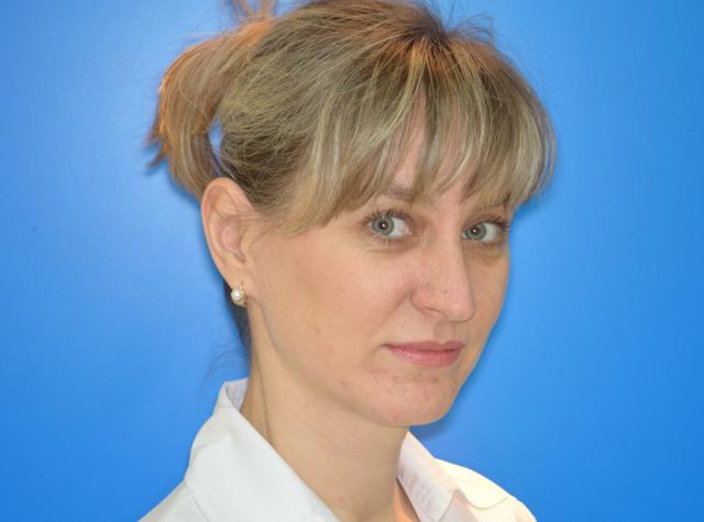 Савич Ірина Петрівна