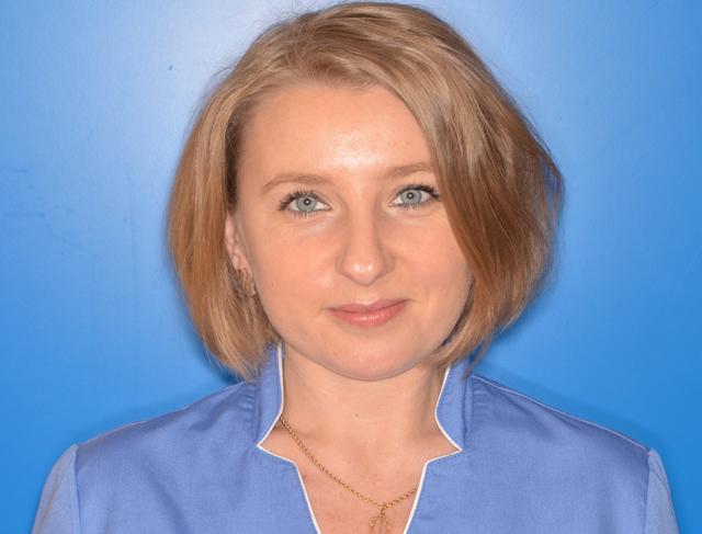 Усенко Олена Петрівна